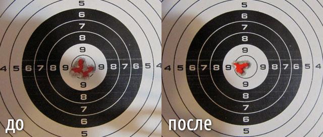 Беддинг винтовки SAKOQuad .22LR
