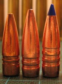 Пули разного размера